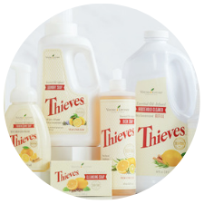 Thieves Natural Cleaning Products